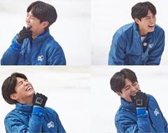 [포토] 웃고 또 웃고, '무한도전' 박보검 무한웃음 6종 세트