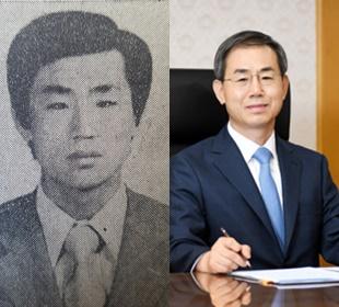 [그때 그 인터뷰]'셋방살이 노모 울린 사법고시 장원' 조재연 대법관