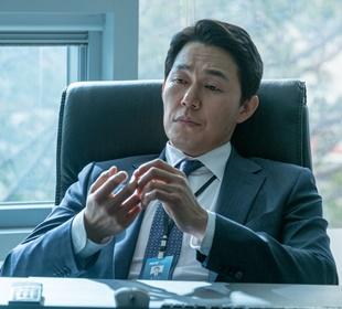 [포토]묵직한 카리스마 박성웅, 이번에는 국정원 간부