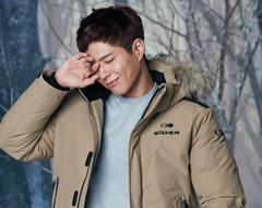 [포토]'국민남친' 박보검, 달달한 아웃도어룩 화보 공개