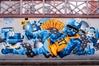 대한민국 1세대 그래피티 아티스트가 한자리에…'새로운 물결 展'