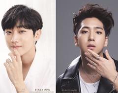 [포토]B1A4, 주얼리 디자인까지…'5인 5색' 개성